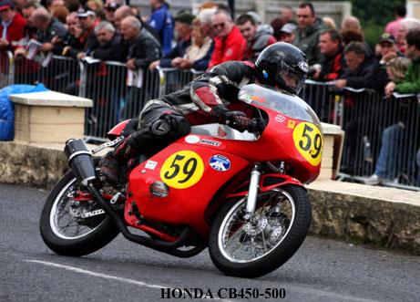 Honda CB 450 - 500